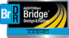 AASHTOWare Bridge Rating and Design Logo